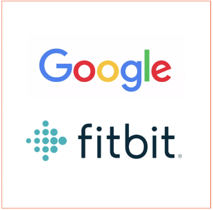 Google offers to acquire Fitbit.